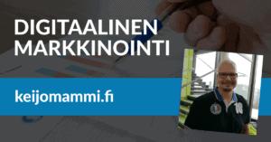 Keijo Mämmi - Digitaalinen markkinointi