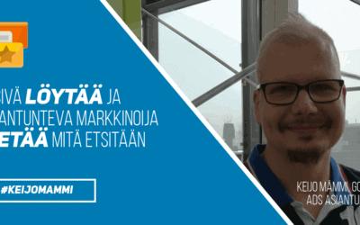 Keijo Mämmi – henkilöesittely ja taustatietoja